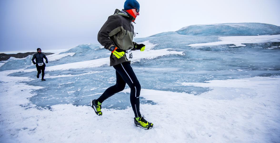 Polar Circle Marathon 2018