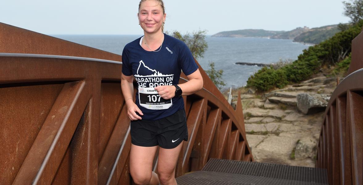 Marathon on the Rocks 2020