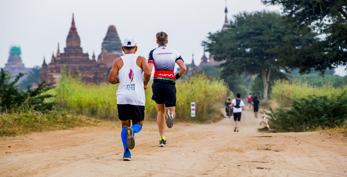 Bagan Temple Marathon 2018